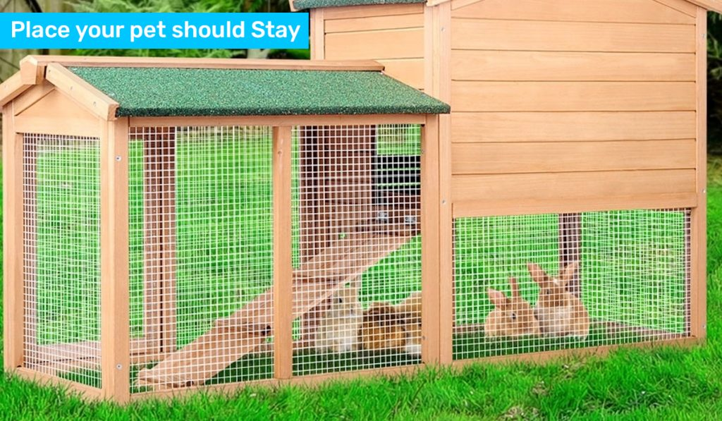 Coops Hutches and Cages